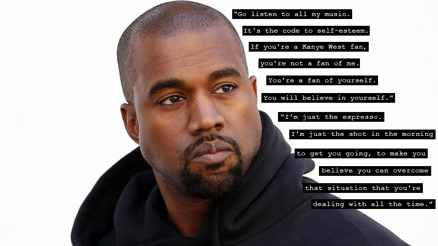 Yeezons Greetings! On Kanye West, This Generations Most ...